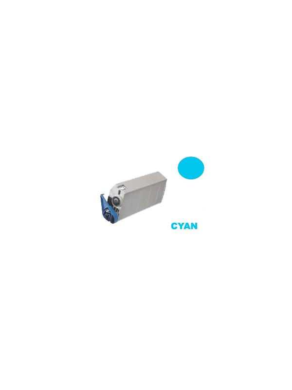 OKI 7100 / 7200 / 7300 / 7350 / 7400 / 7500 CYAN - Cartucho remanufacturado alta capacidad 10.000 páginas con una cobertura por página de 5%.