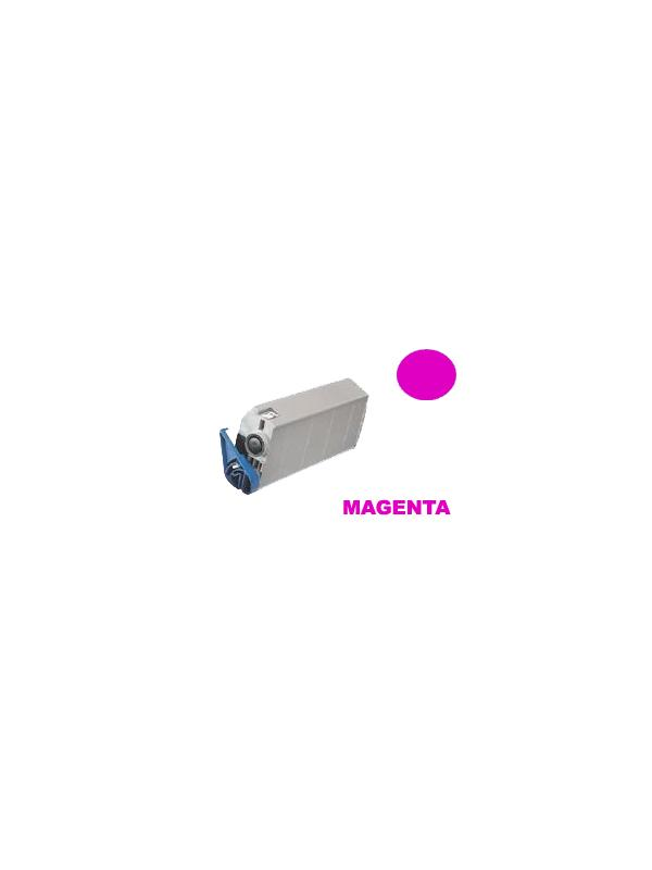 OKI 7100 / 7200 / 7300 / 7350 / 7400 / 7500 MAGENTA - Cartucho remanufacturado alta capacidad 10.000 páginas con una cobertura por página de 5%.