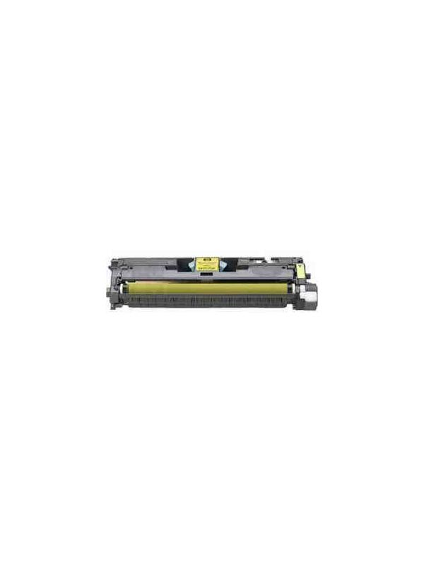 C9702A - HP LASERJET COLOR 1500L / 2500 / 2500L / 2500N / 2500TN YELLOW - Cartucho remanufacturado alta capacidad 4.000 páginas.