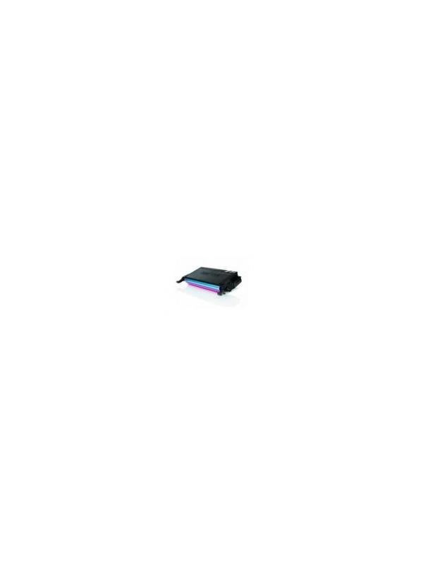 Samsung CLP610ND/CLP660N/CLP660ND/CLX6100FX/CLX6200ND/CLX6200FX/CLX6240FX  MAGENTA - Cartucho toner remanufacturado compatible MAGENTA alta capacidad 5.000 páginas con una cobertura por página de 5%. Samsung CLP610ND/CLP660N/CLP660ND/CLX6100FX/CLX6200ND/CLX6200FX/CLX6240FX  MAGENTA