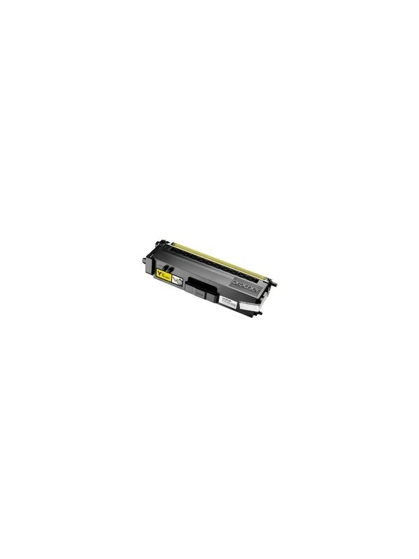 TN315 / TN325 / TN345 / TN375 Y - Brother HL-4150CDN / 4570CDW / 4570CDWT / 9460CDN / 9560CDW YELLOW - Cartucho toner remanufacturado YELLOW alta capacidad 3.500 páginas con una cobertura por página de 5%. Reciclado-compatible para impresoras TN315 / TN325 / TN345 / TN375 Y - Brother HL-4150CDN / 4570CDW / 4570CDWT / 9460CDN / 9560CD / 9970CDW YELLOW