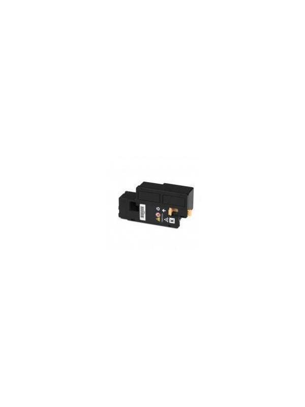 106R01630 - Xerox Phaser 6000/6010/6015 BLACK - Cartucho remanufacturado alta capacidad 2.000 páginas con una cobertura por página de 5%. Cartucho toner compatible 106R01630 - Xerox Phaser 6000/6010/6015 BLACK