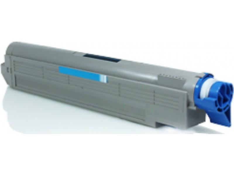 Toner OKI c9600 c9800 WHITE - Producto fabricado en la Unión Europea.  El material utilizado para la fabricación de este cartucho, es de la marca Mitsubishi y tiene una excelente calidad de impresión. Se garantiza la durabilidad y protección tanto de la impresora como del tambor (Drum) Este producto tiene una garantía total de 2 años.   Cartucho remanufacturado alta capacidad 15.000 páginas con una cobertura por página de 5%. Cartucho toner compatible con impresoras OKI c9600 c9800 BLANCO