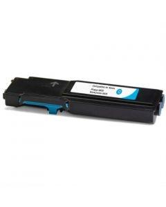 106R02229 - Xerox Phaser 6600 / 6605 CYAN - Cartucho remanufacturado alta capacidad 6.000 páginas con una cobertura por página de 5%. Cartucho toner compatible 1106R02229 - Xerox Phaser 6600 6605 6600n 6600dn 6605n 6605dn CIAN