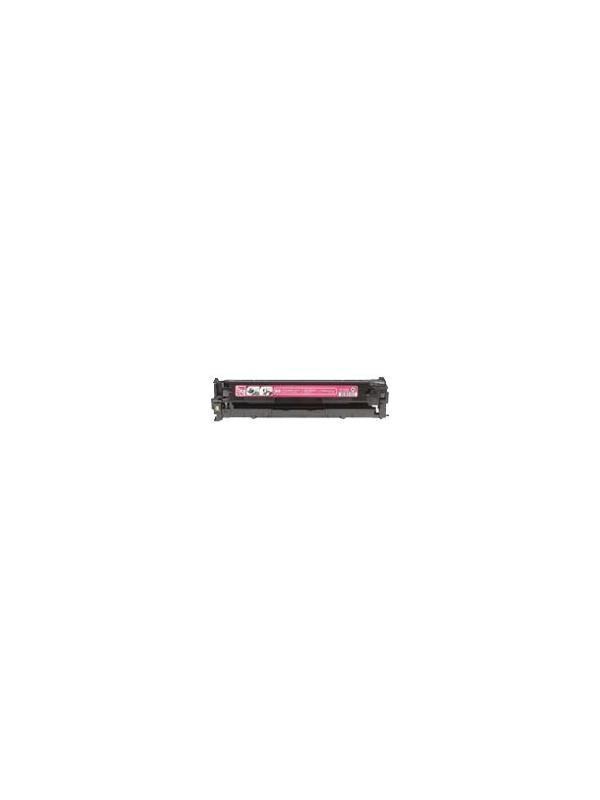 Toner CANON 054H MAGENTA - 054H. Toner Compatible - Reciclado CANON 054H MAGENTA alta capacidad 2.300 Para impresoras LBP 621CwLBP 623CdwMF 641CwMF 643CdwMF 645Cx