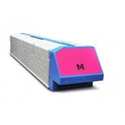 45536554 - OKI Pro9431 / Pro9541 / Pro9542 MAGENTA - Producto fabricado en la Unión Europea.  El material utilizado para la fabricación de este cartucho, es de la marca Mitsubishi y tiene una excelente calidad de impresión. Se garantiza la durabilidad y protección tanto de la impresora como del tambor (Drum) Este producto tiene una garantía total de 2 años.   Cartucho remanufacturado alta capacidad 43.000 páginas con una cobertura por página de 5%. Cartucho toner compatible con la ref 45536416. Calidad de impresión excelente. Toner 45536554 - OKI Pro9431 / Pro9431EC / pro9431EV / Pro9541 / Pro9541EC / Pro9541EV / Pro9542 / Pro9542EC / Pro9542EV MAGENTA