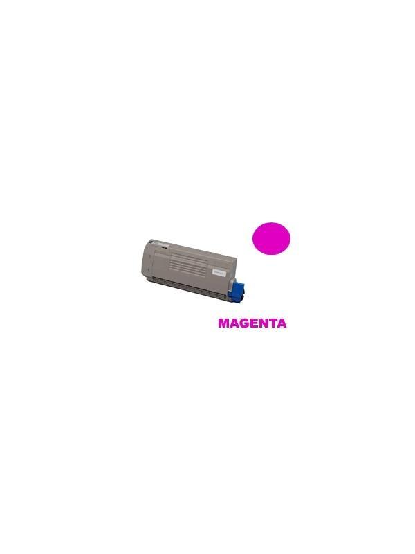 TOSHIBA T-FC34 Toner e-STUDIO 287cs/347cs/407cs MAGENTA - Producto fabricado en la Unión Europea.  El material utilizado para la fabricación de este cartucho, es de la marca Mitsubishi y tiene una excelente calidad de impresión. Se garantiza la durabilidad y protección tanto de la impresora como del tambor (Drum) Este producto tiene una garantía total de 2 años.   Cartucho remanufacturado alta capacidad 12.000 páginas con una cobertura por página de 5%. Cartucho toner compatible con  impresoras 6000001533 - TOSHIBA T-FC34 Toner e-STUDIO 287cs/347cs/407cs MAGENTA