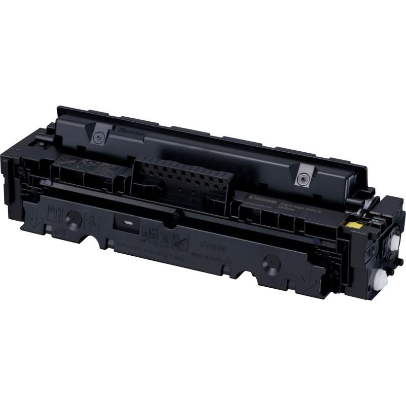1251C002 / 1247C002 - 046H Canon LBP653Cdw LBP654Cx MF732Cdw MF734Cdw MF735Cx YELLOW - Cartucho toner remanufacturado 1251C002 / 1247C002 - 046H Canon LBP653Cdw LBP654Cx MF732Cdw MF734Cdw MF735Cx YELLOW alta capacidad 5.000 páginas.